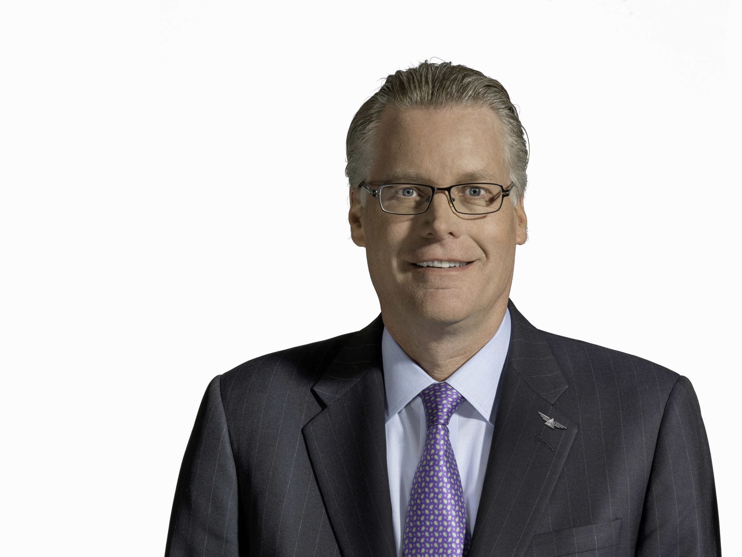 Current president Ed Bastian will take over as Delta CEO   (Photo: Delta Air Lines)