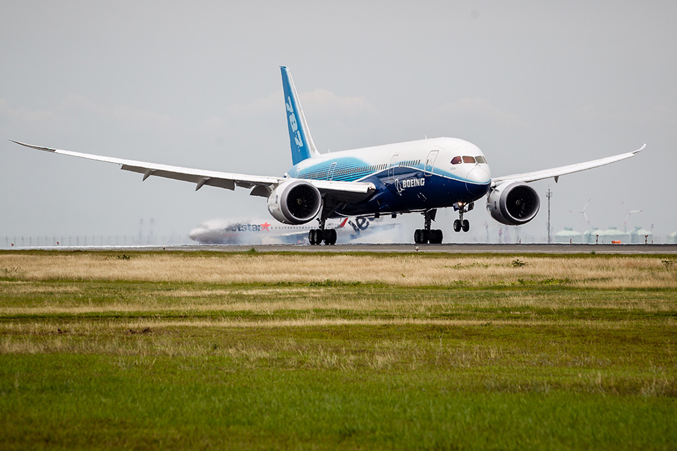 Boeing 787 Dreamliner  (  Photo: Boeing)