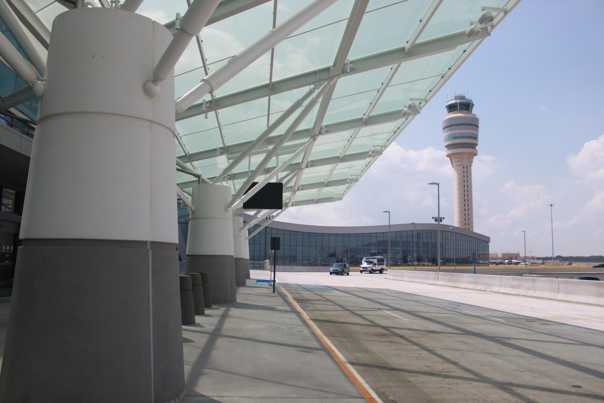 The new Atlanta international concourse doesn't have any gates that can handle the A380   (Photo: Hartsfield-Jackson Atlanta International Airport)