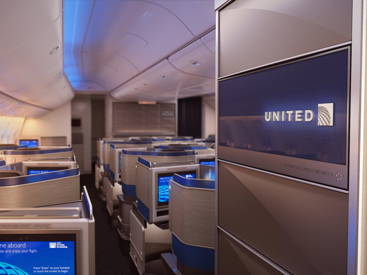 United Polaris business class   (Photo: United Airlines)
