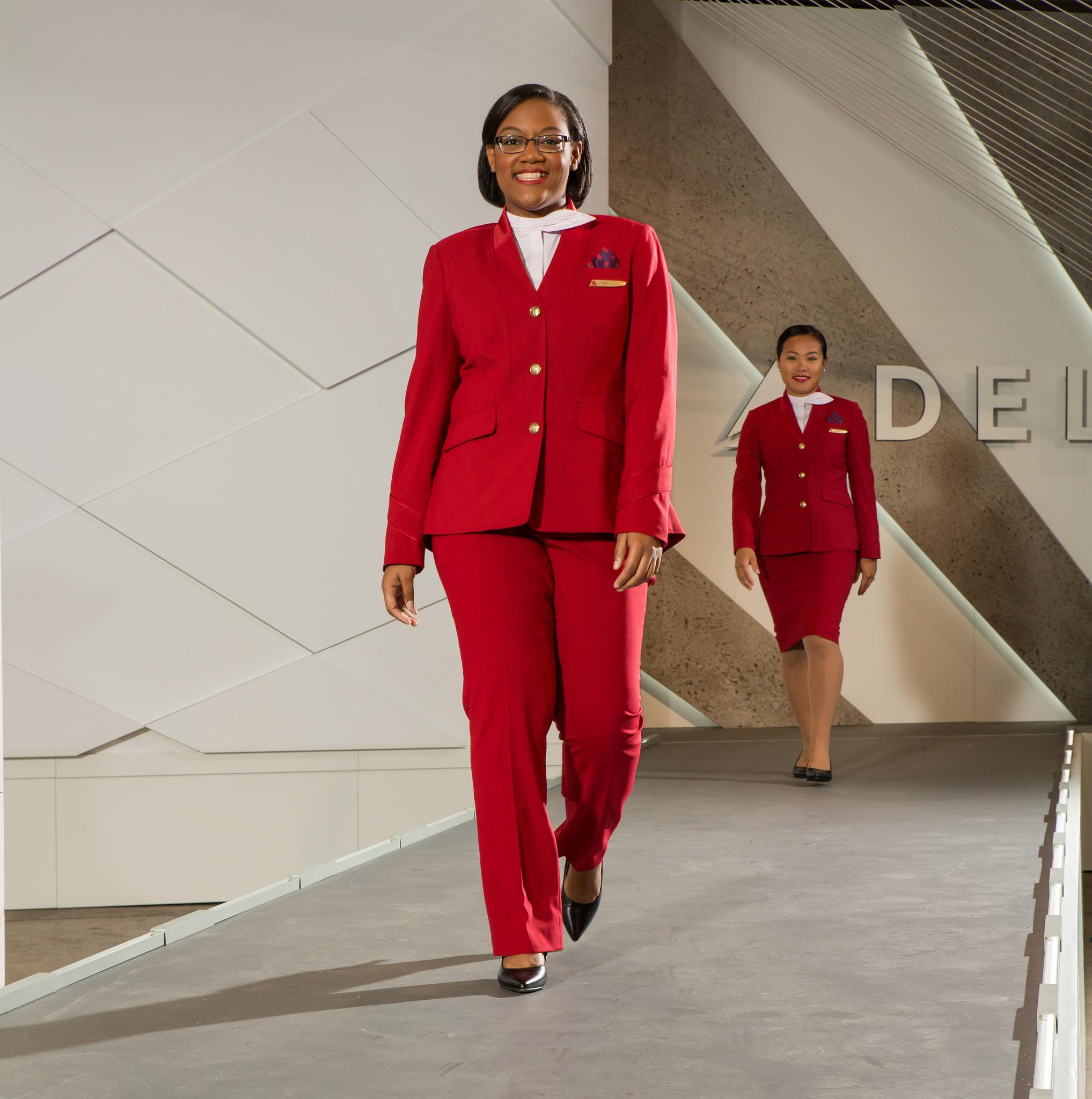 Delta Red Coats
