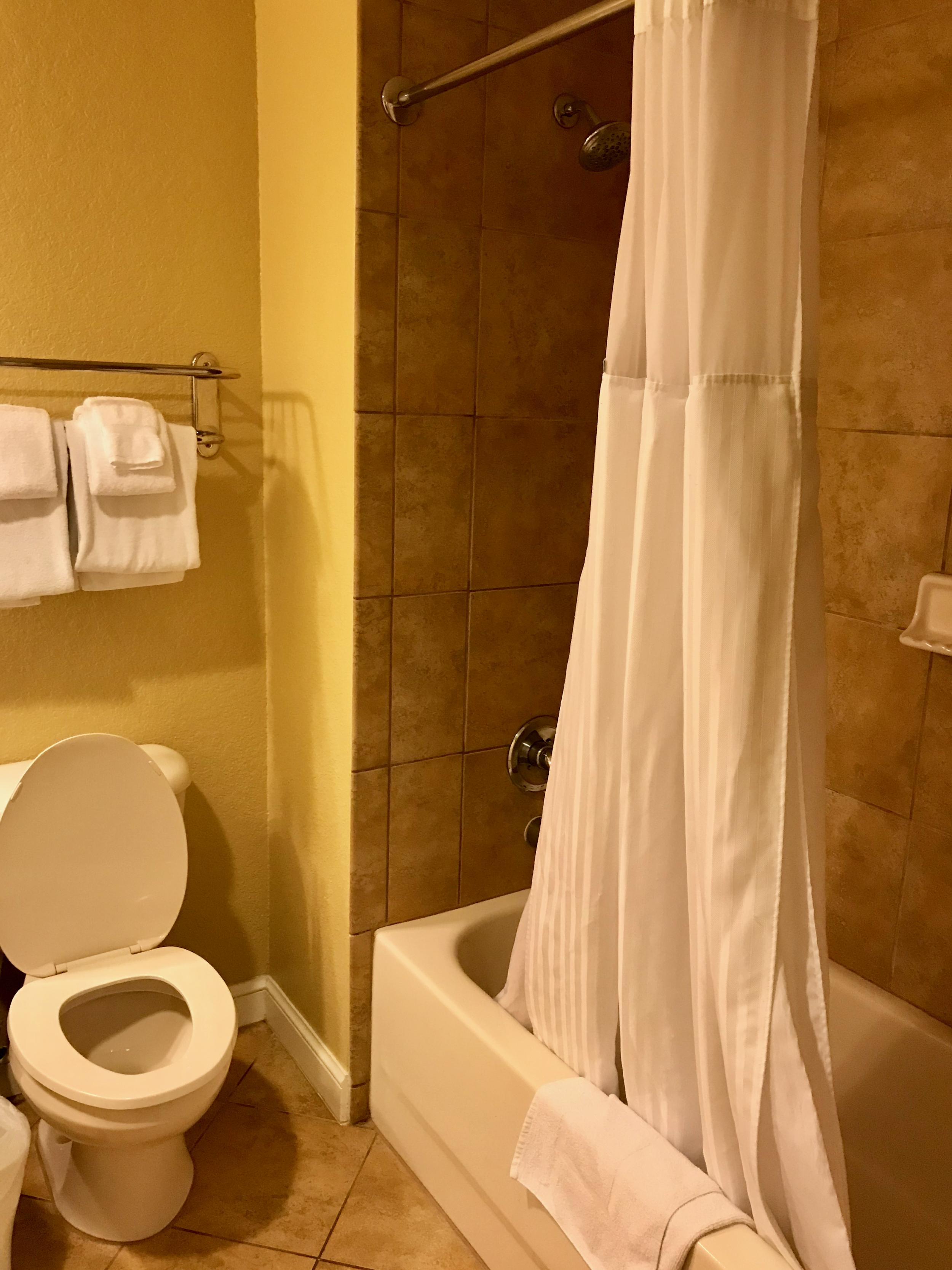 Condo second bathroom