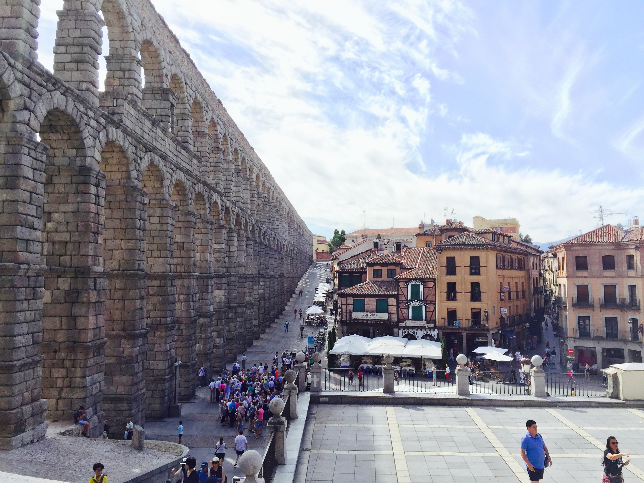 We loved our visit to Segovia, Spain and want to see more of the country!  (click to enlarge)