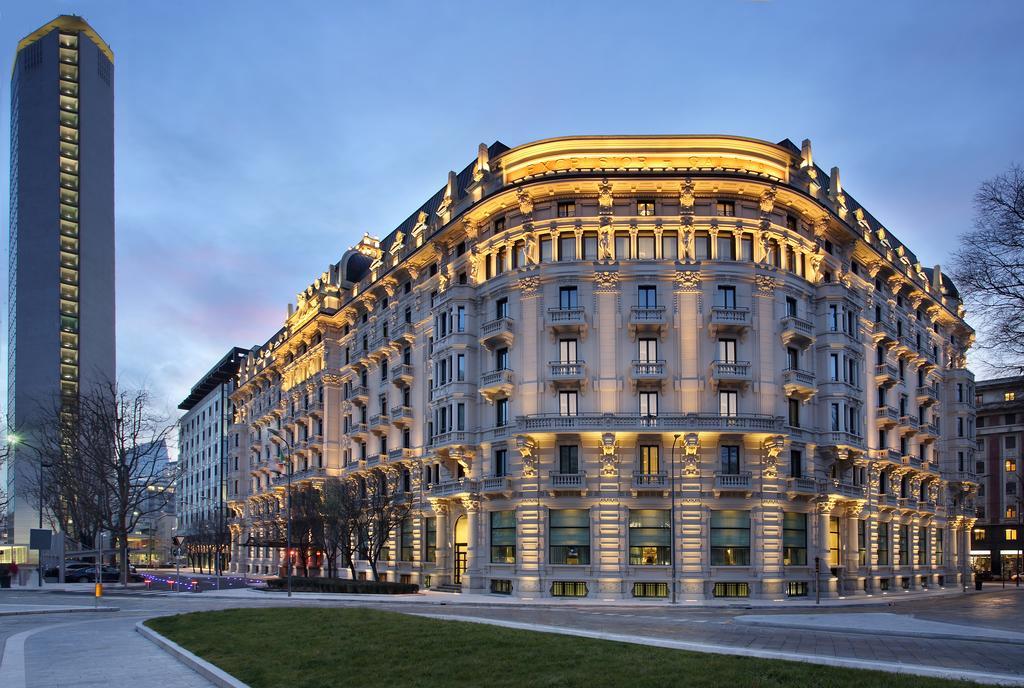 Excelsior Hotel Gallía - Milan, Italy   (Photo: Marriott)  (click to enlarge)