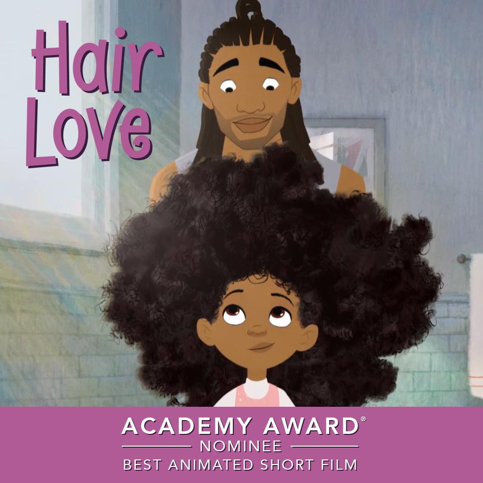 """Resultado de imagen para Hair Love"""""""