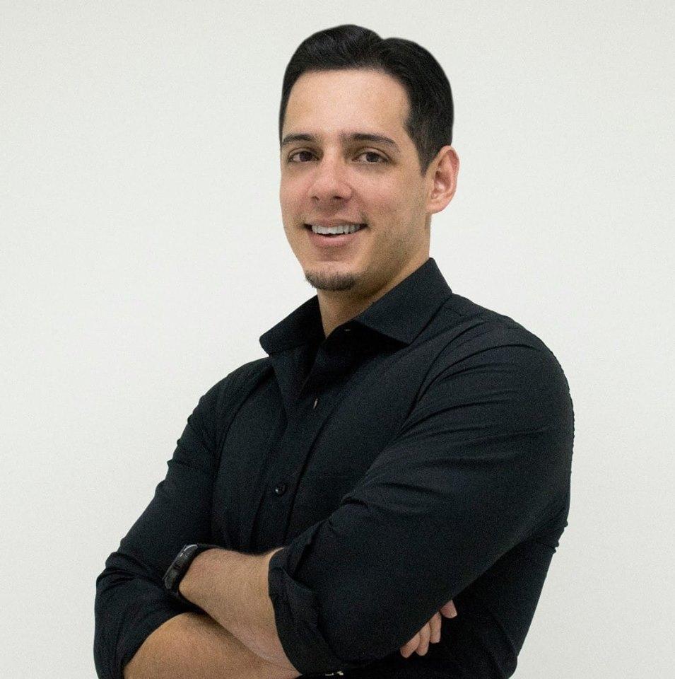 Steven Baltodano, Key Accounts Director.