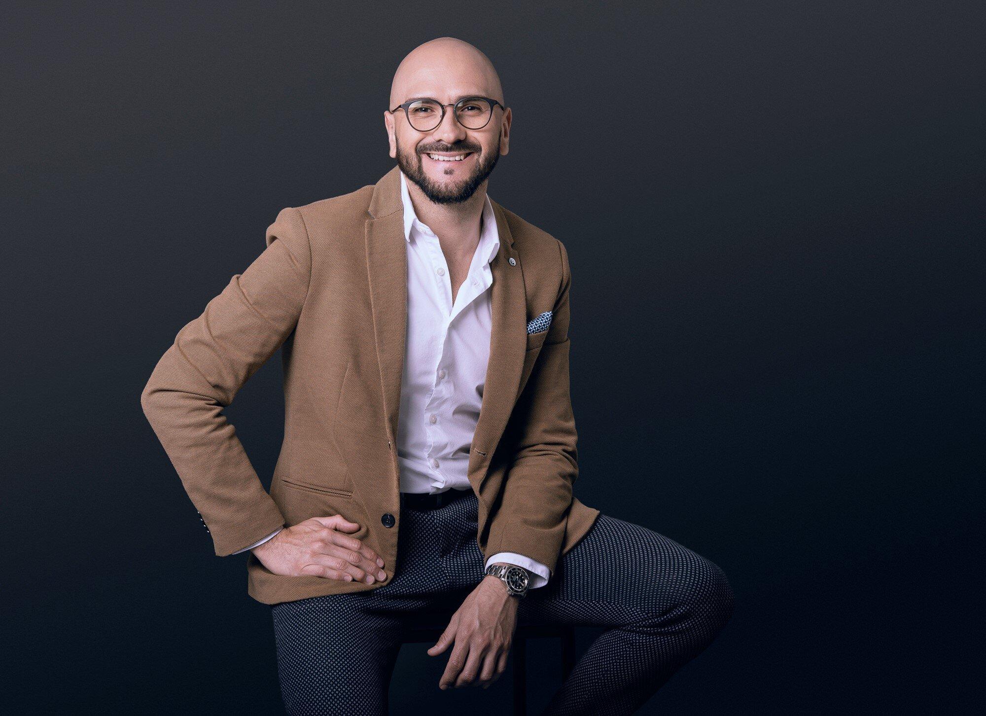 Roberto Vargas, Gerente de Recursos Humanos de MCM.