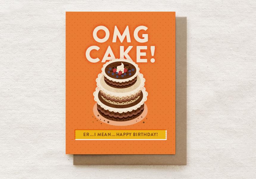 109-C: OMG CAKE