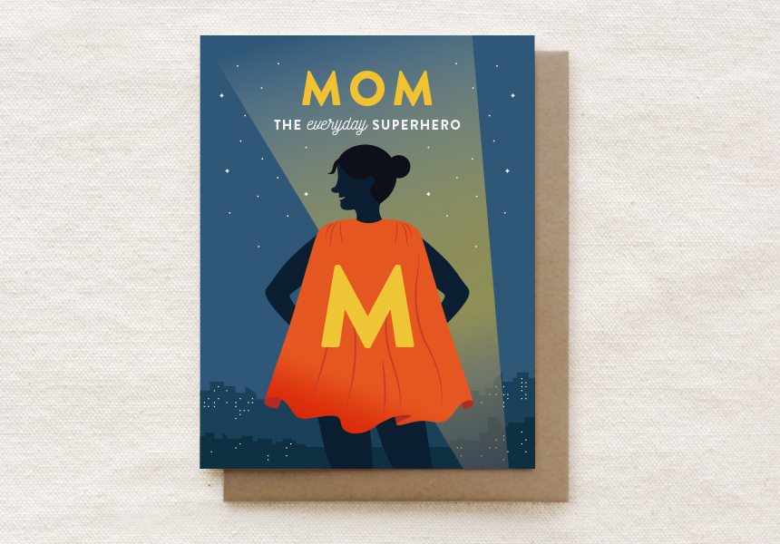 197-C: SUPERHERO MOM