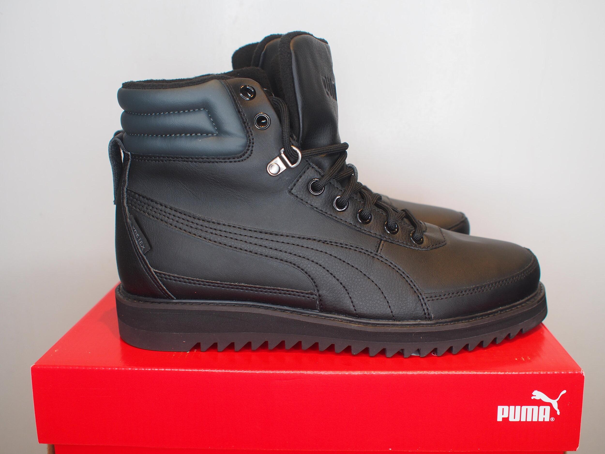 PUMA Desierto V2 PureTEX Weatherproof sneaker boots — global atomic designs inc