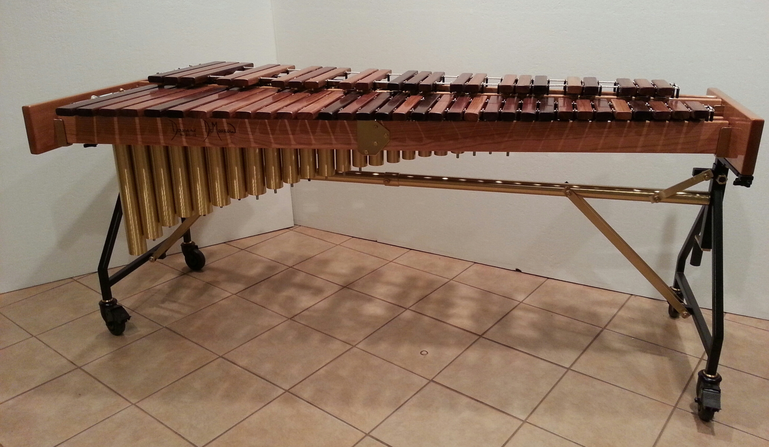 For more pictures of the Xylophone, please click on the Photo Gallery tab and then the Xylophone