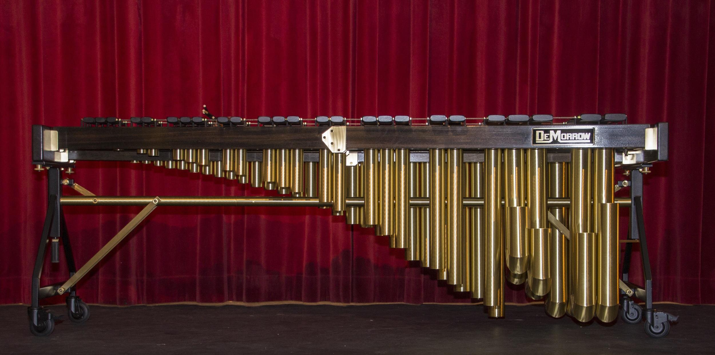 5 octave Gordon Stout travel frame model