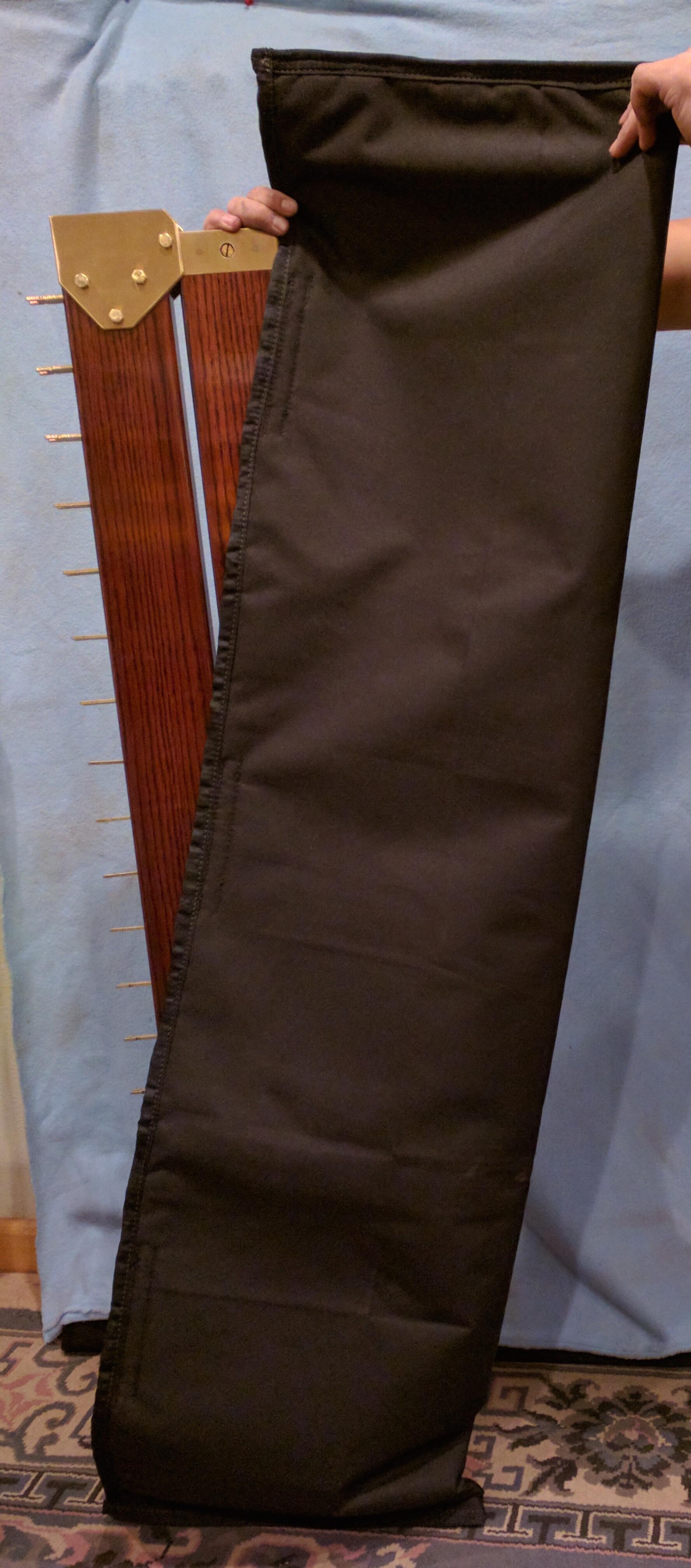 Bar rail bag ($75 each)