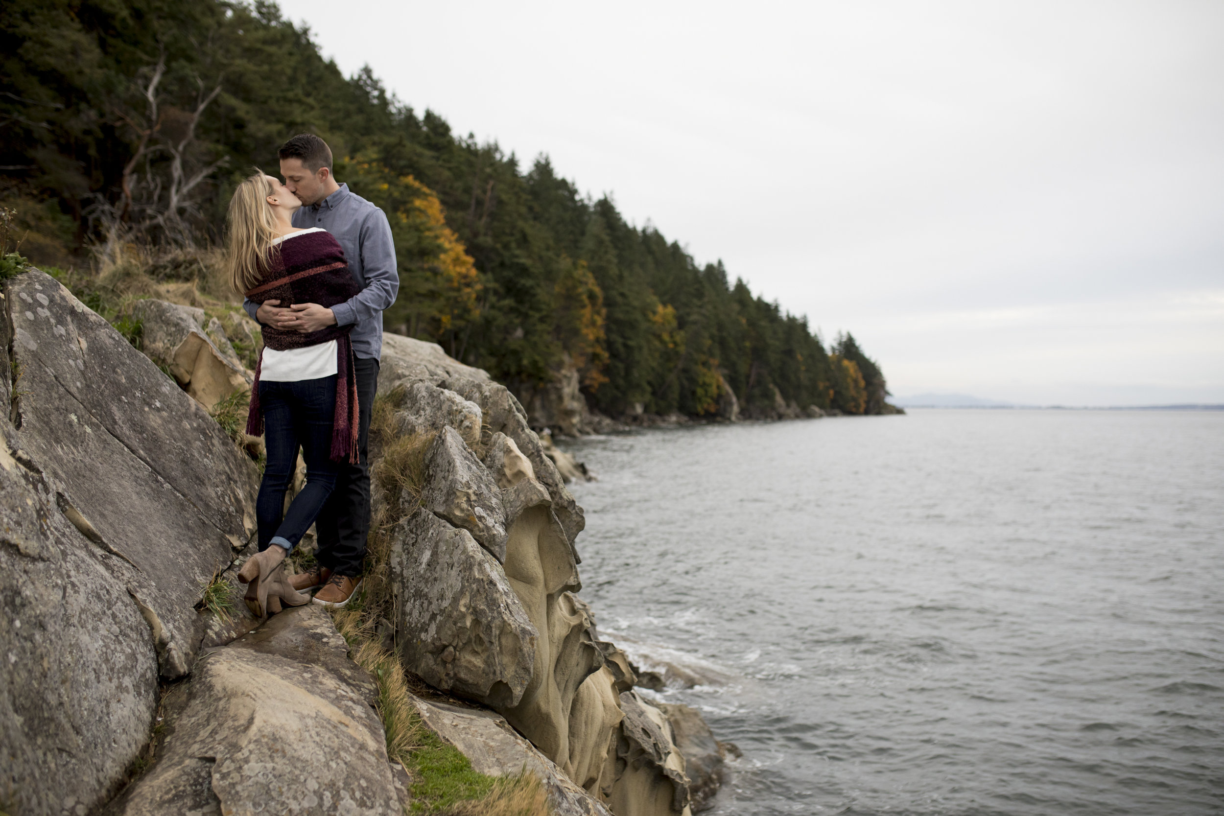 seattle, engagement, pacific northwest, puget sound, larrabee state park-018.jpg
