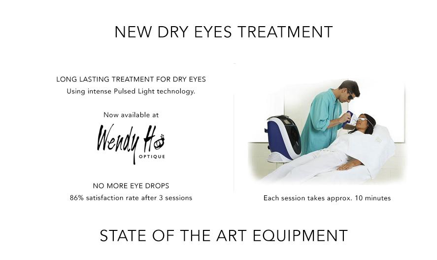 NEW DRY EYES TREATMENT