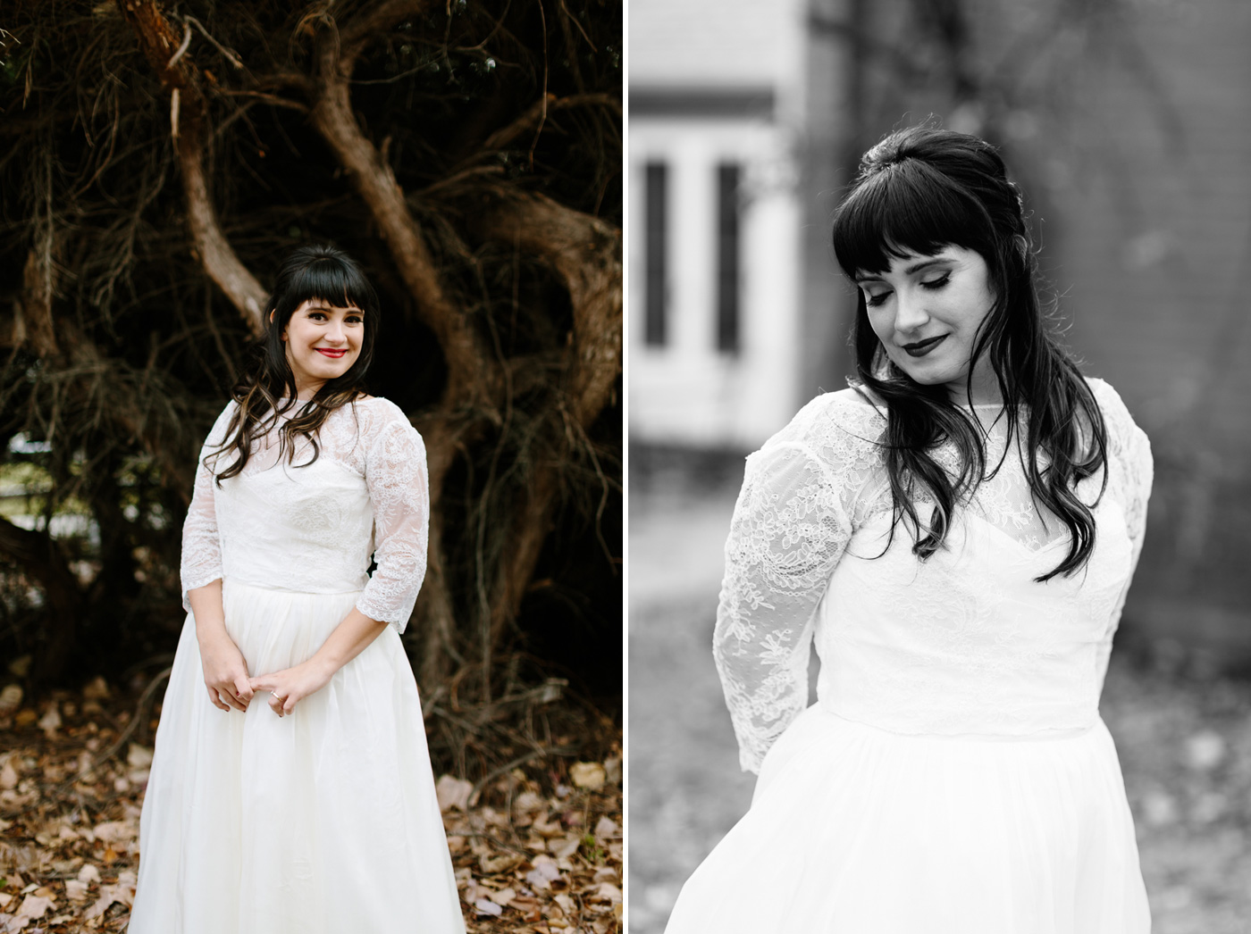 Studios at Overland Crossing Bride Portrait