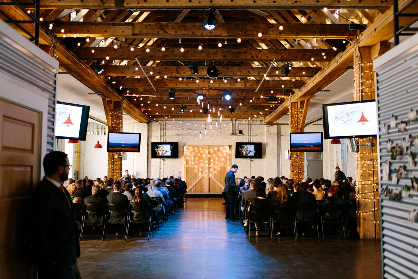 Studios at Overland Crossing Wedding Ceremony Site