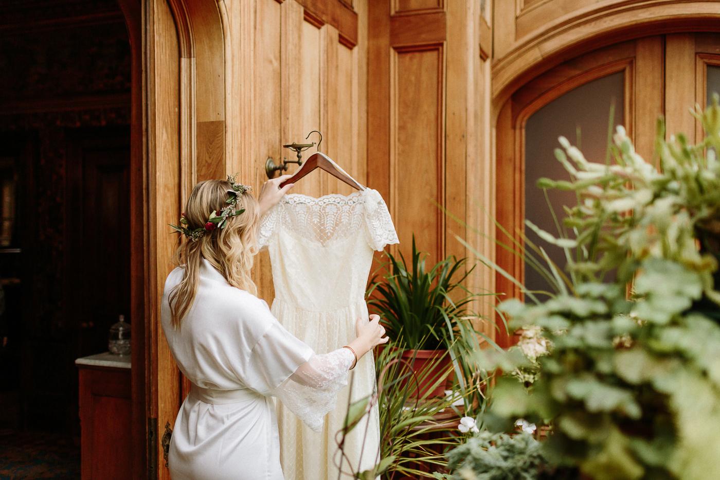 Hamill House Bride Wedding Dress