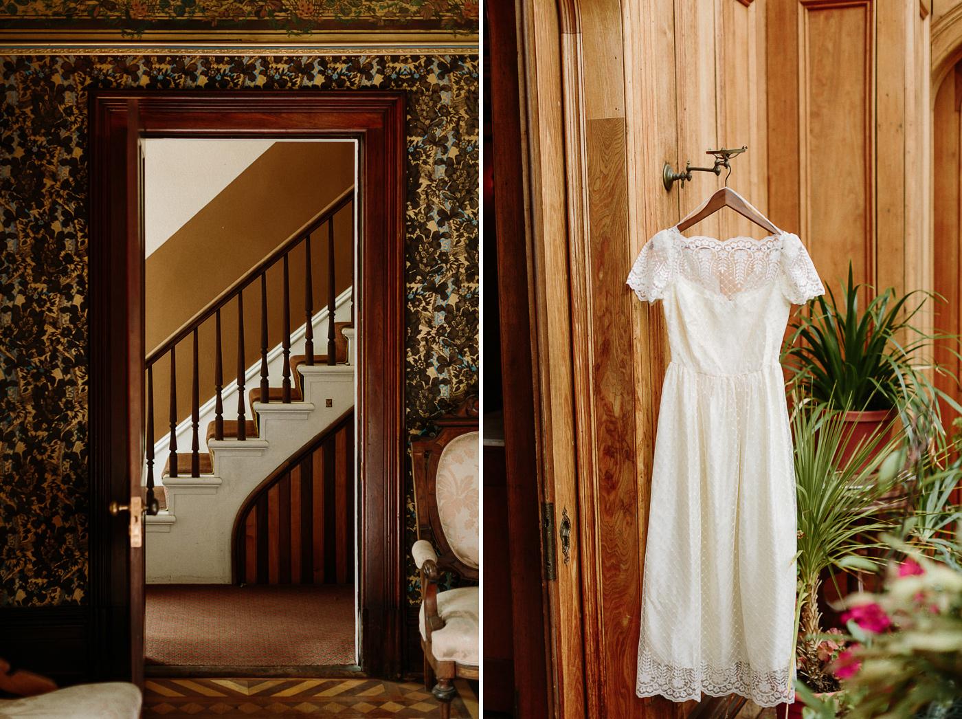 Hamill House Wedding Dress