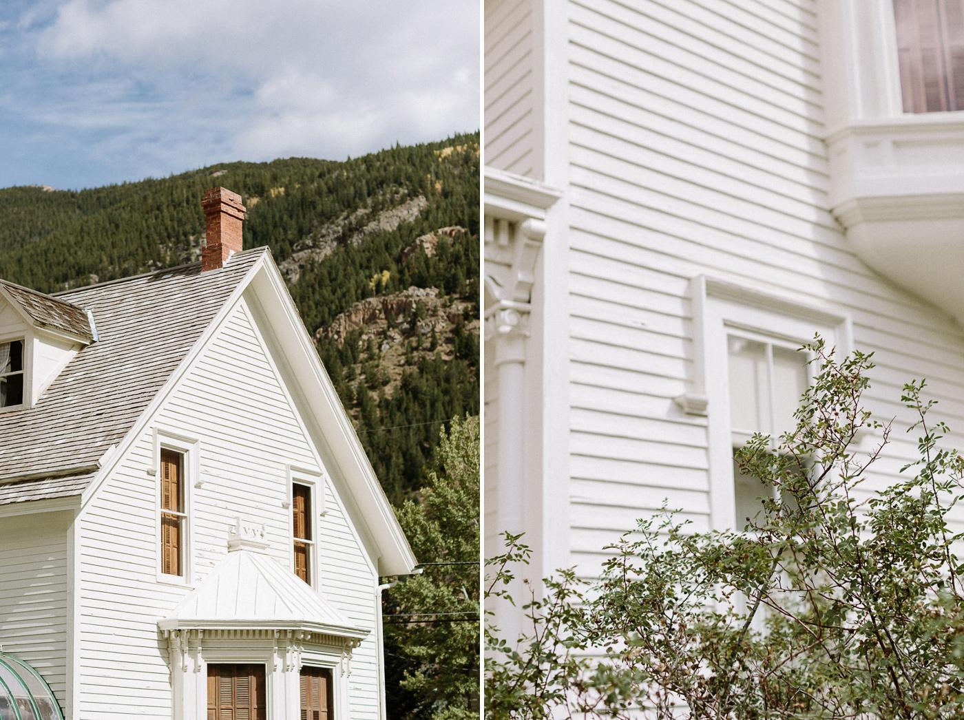 Hamill House Georgetown Colorado