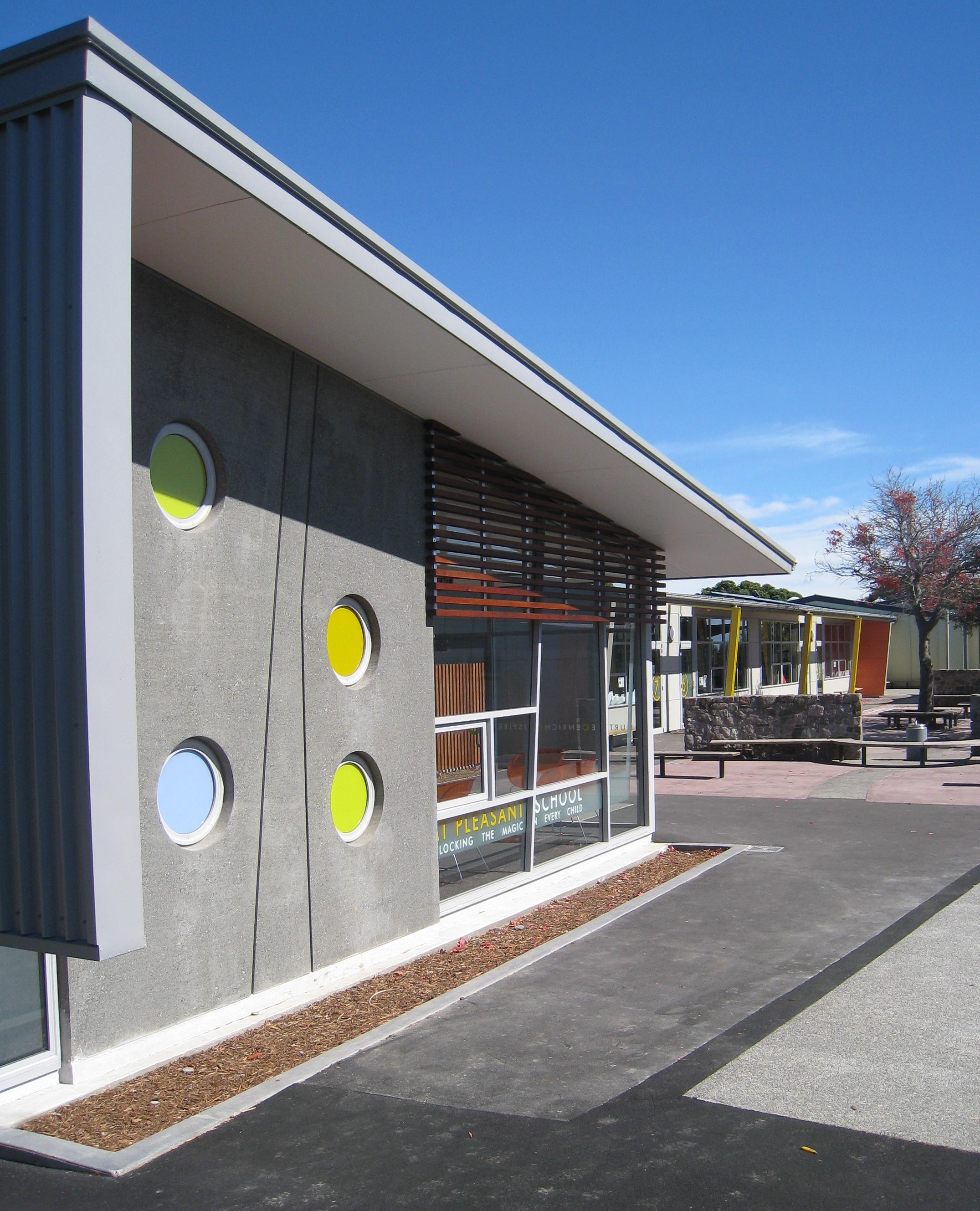 Mt Pleasant School Redevelopment, Christchurch