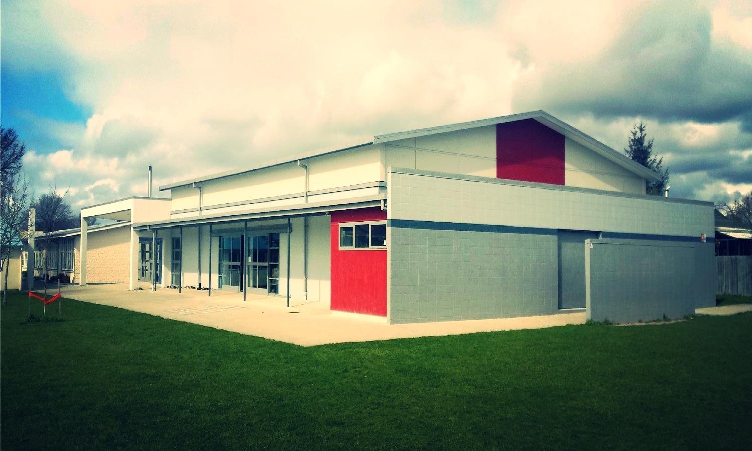 Russley Primary School Hall and Multi-purpose Facility, Christchurch