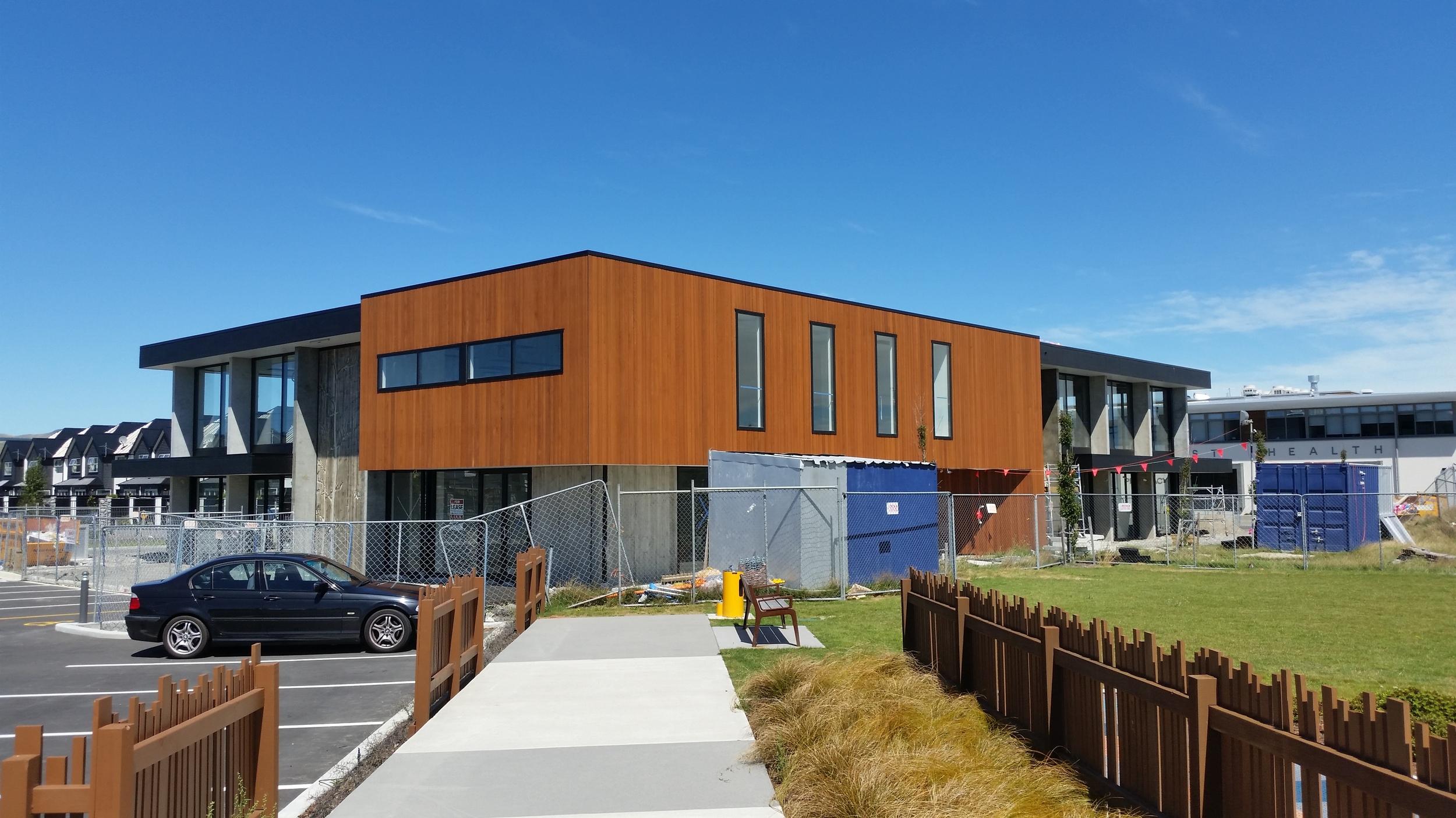 Longhurst Development Buildings A and B, Christchurch