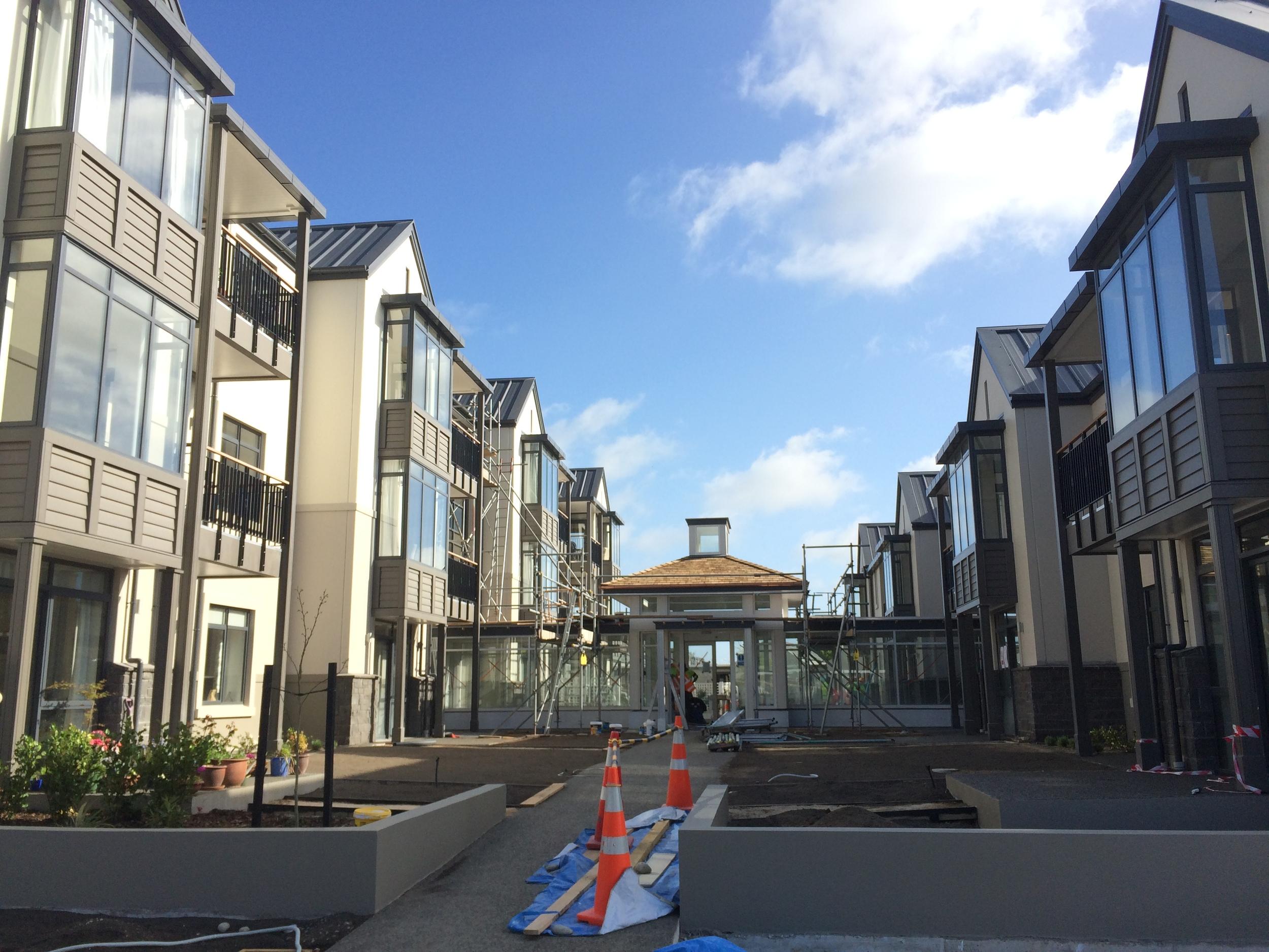Russley Village - Blocks A, B, C, D, E, F, Christchurch