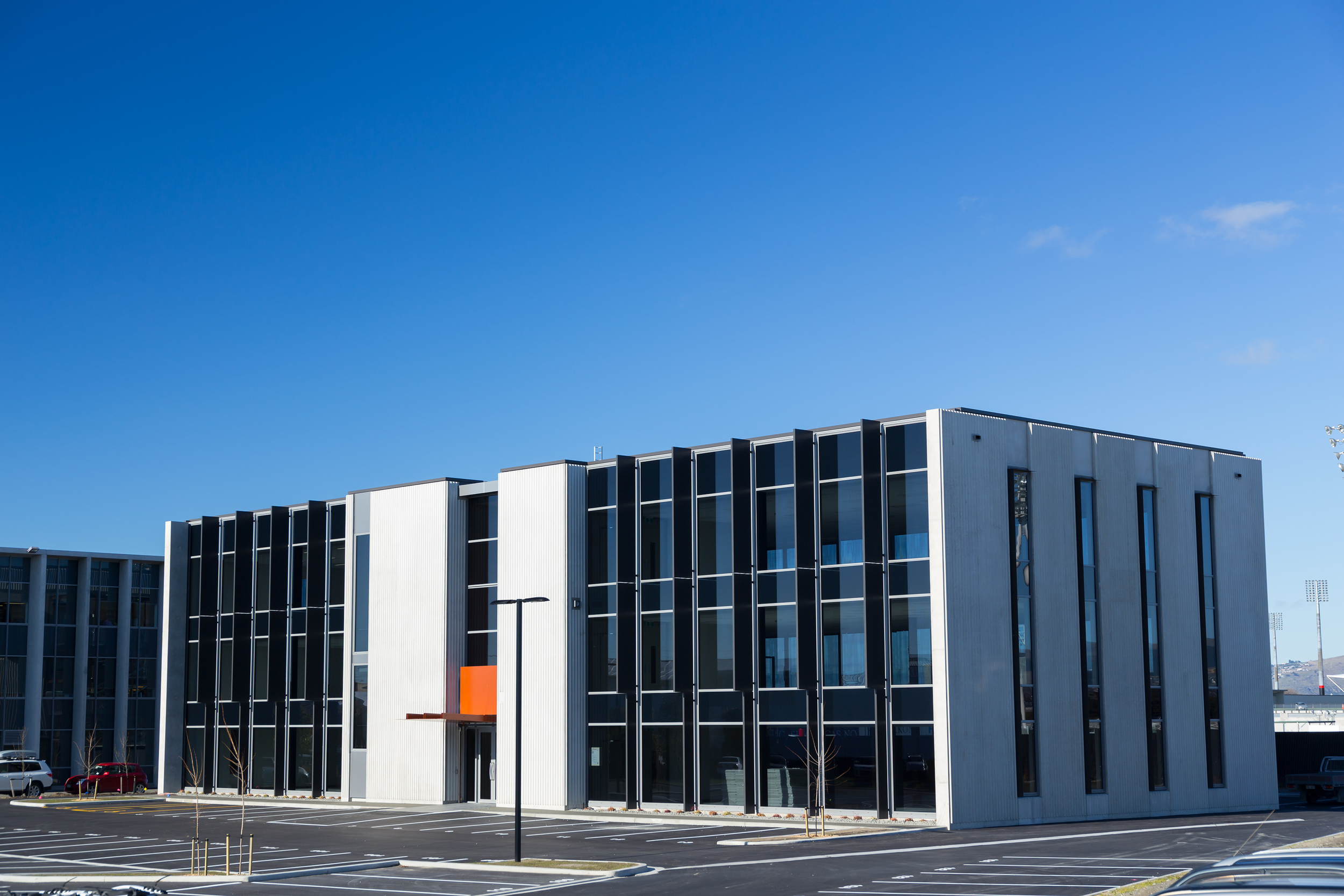 120 Wrights Road Offices, Christchurch