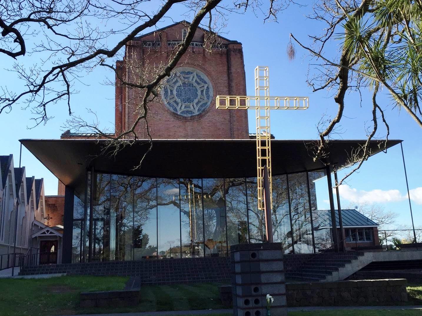 Bishop Selwyn Chapel Cross, Parnell, Auckland