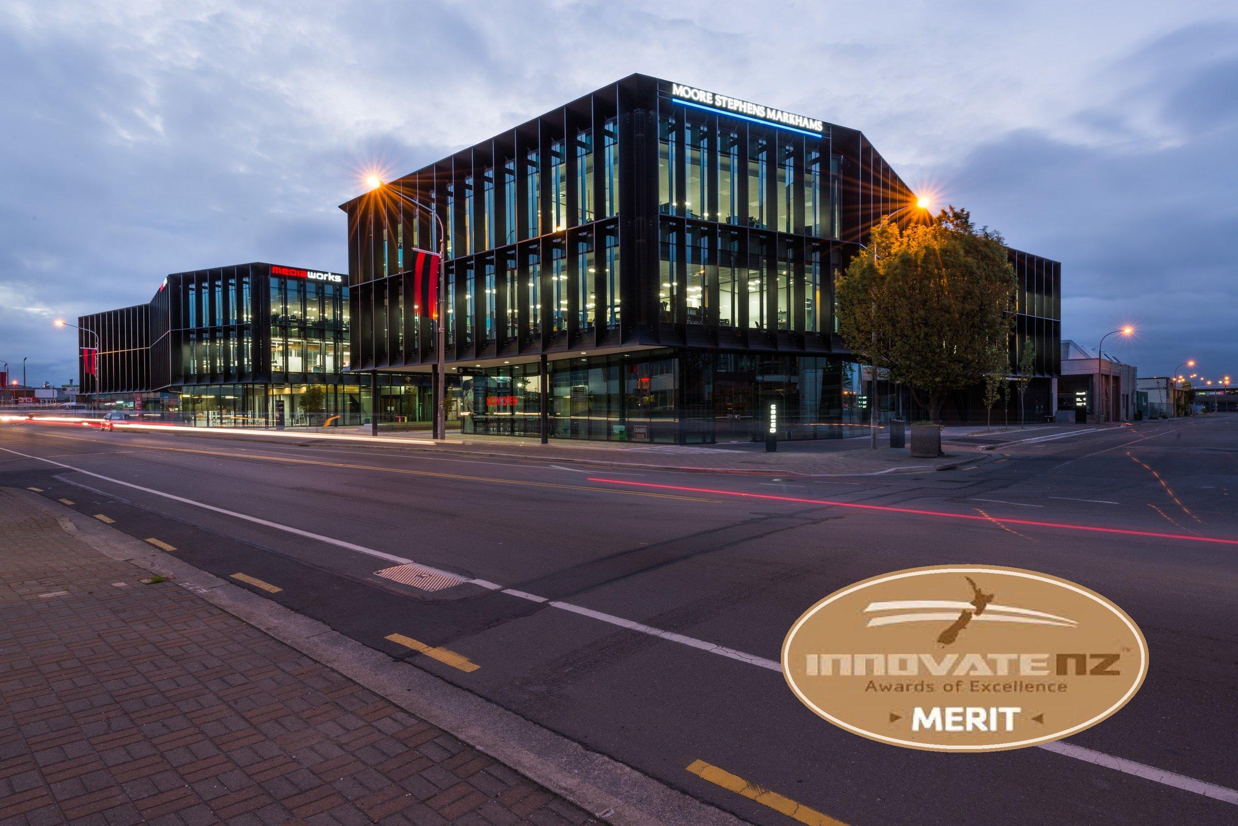 Three35 Lincoln Road Development, Christchurch