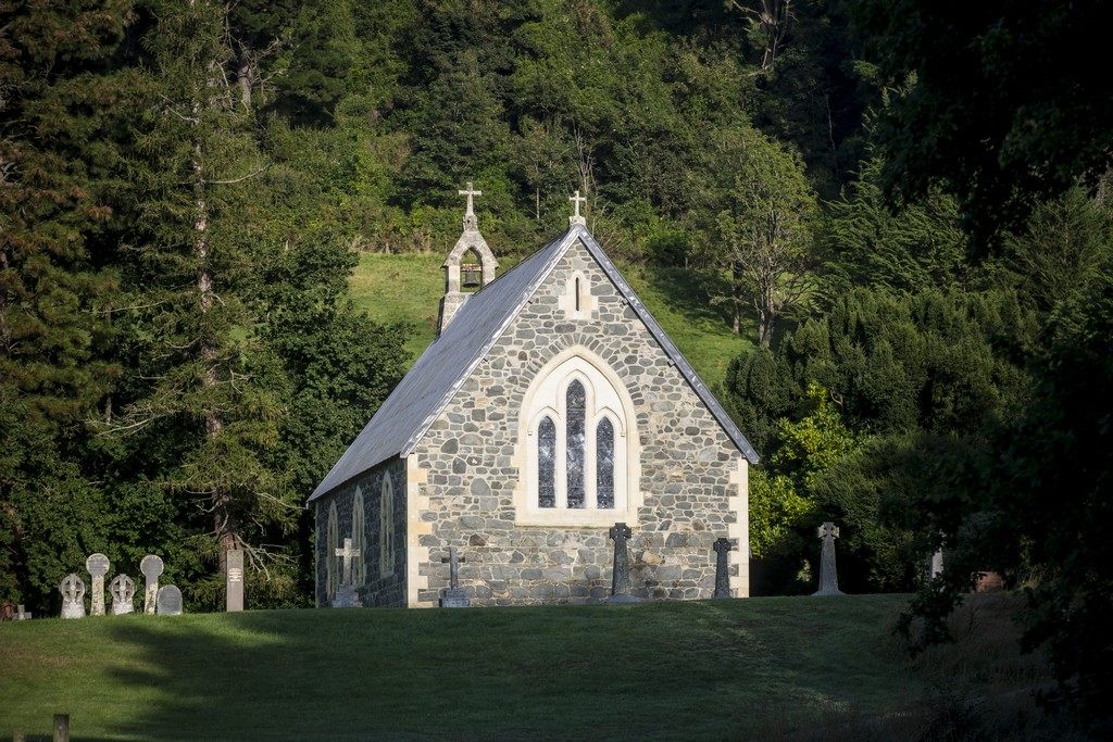 Church of the Holy Innocents, Mount Peel