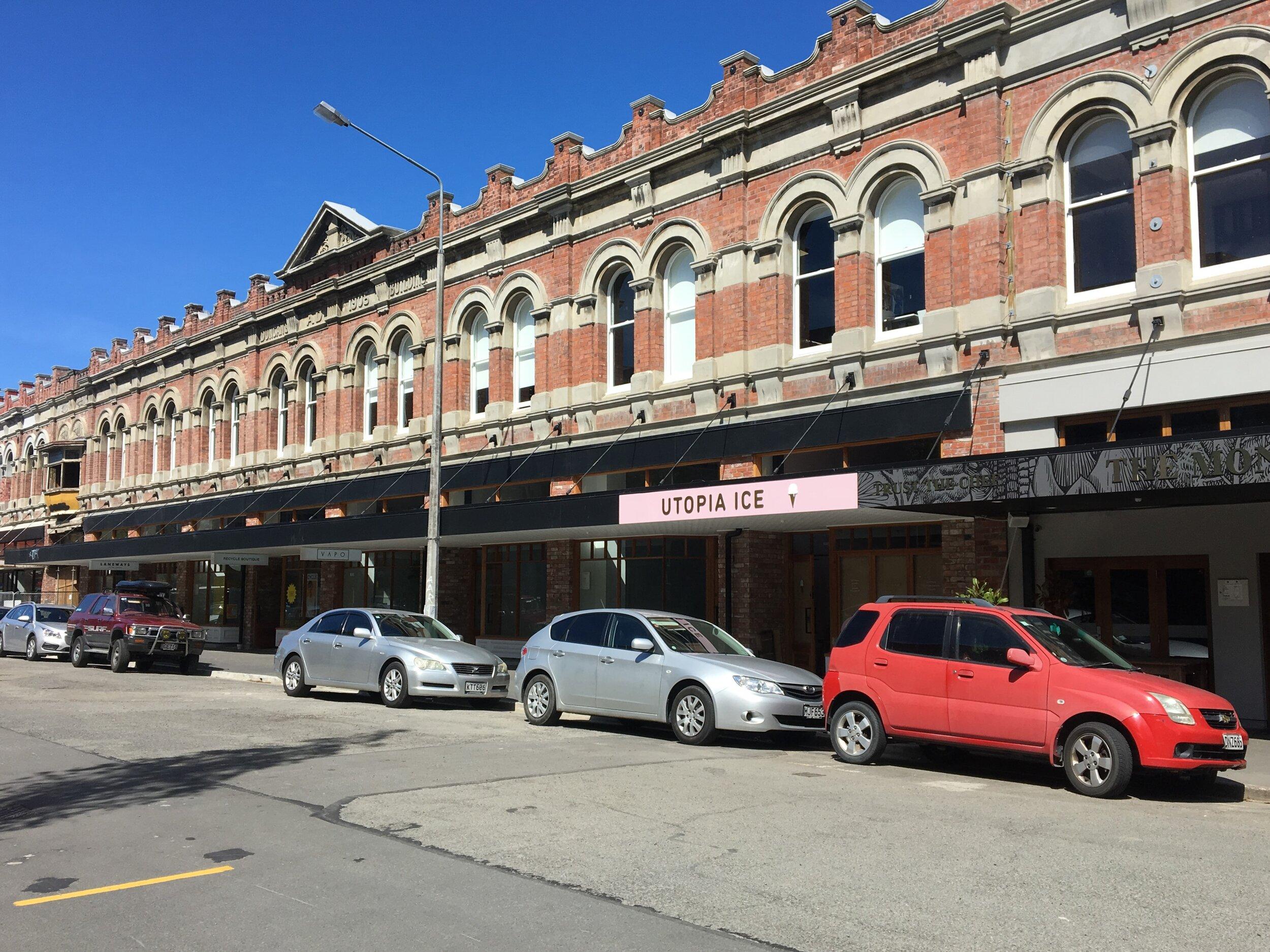 Duncans Building Redevelopment - 143-157 High Street, Christchurch CBD