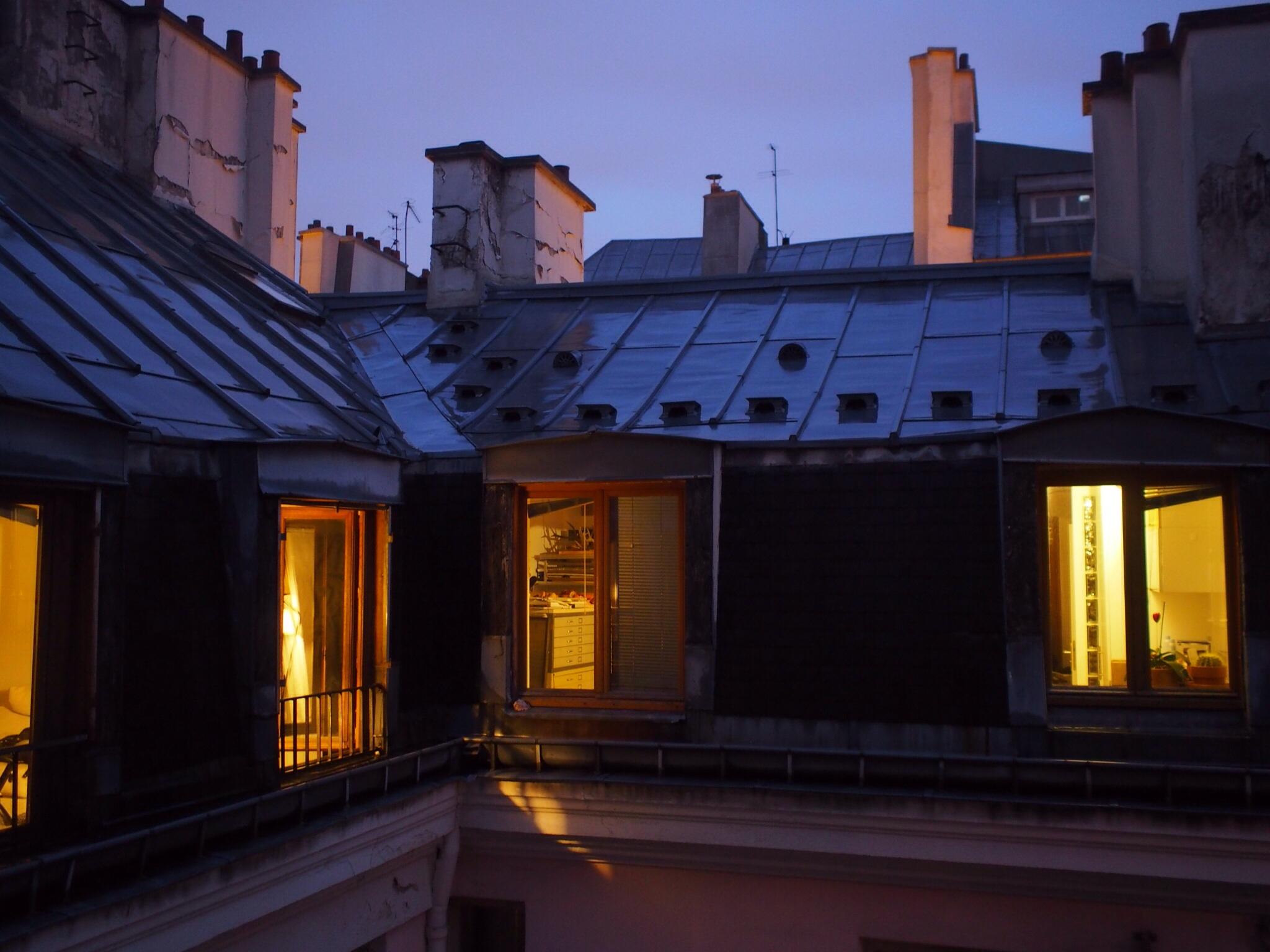 My Parisian abode, simply gorgeous!!