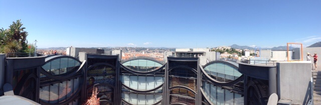 Rooftop view... Amazing