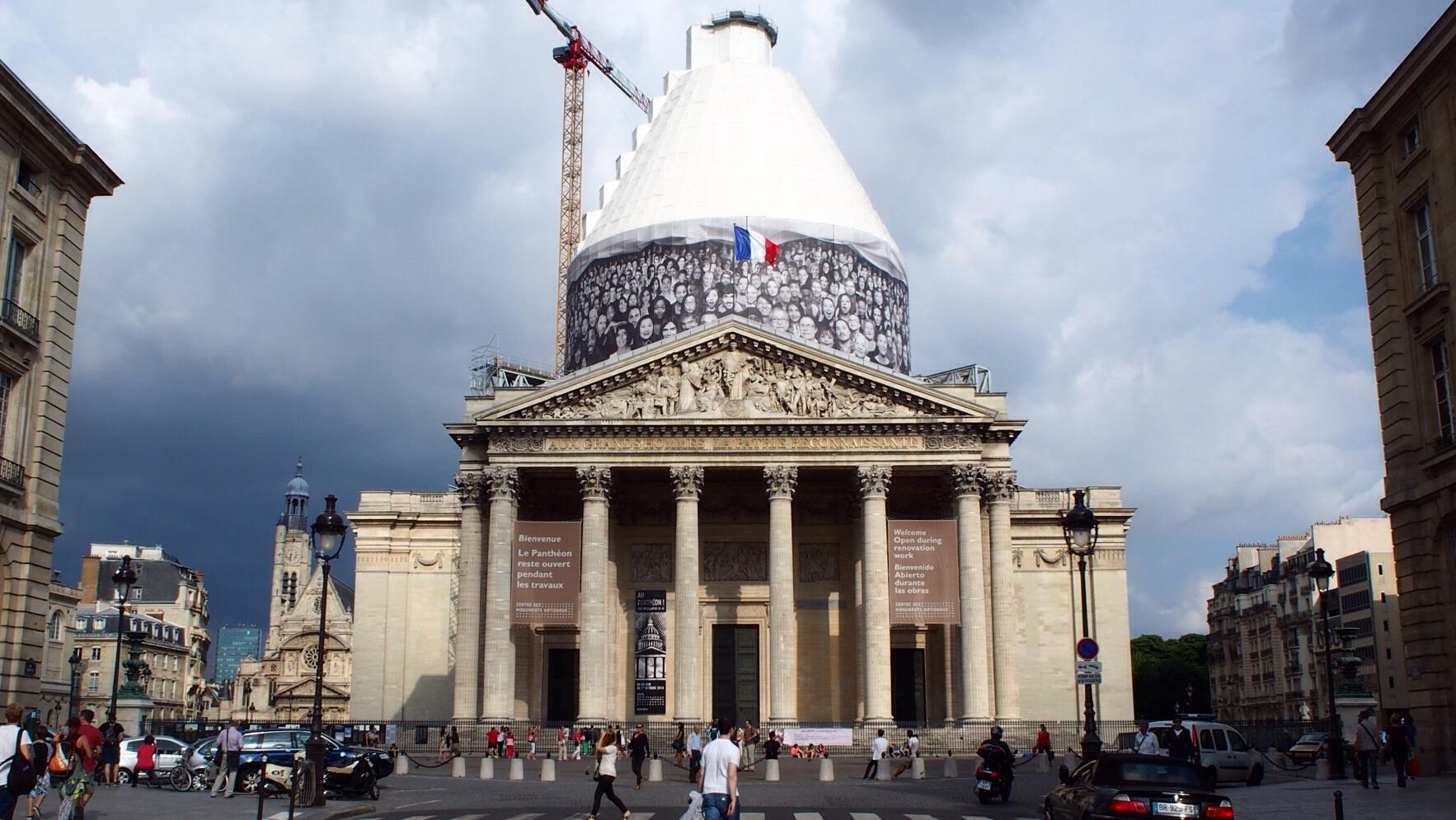 Pantheon, Paris.