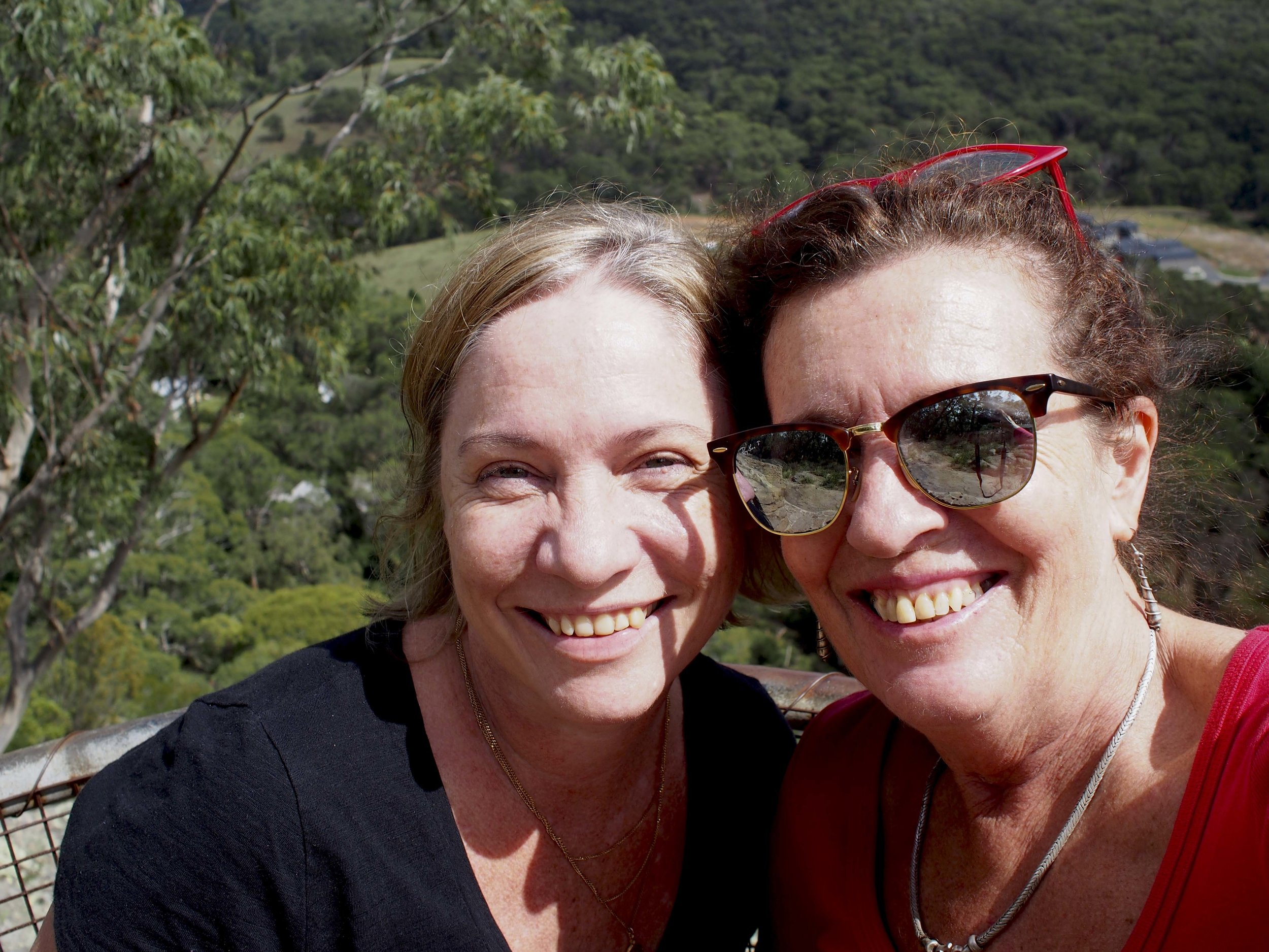 sonia and i at mt gibralter.jpg