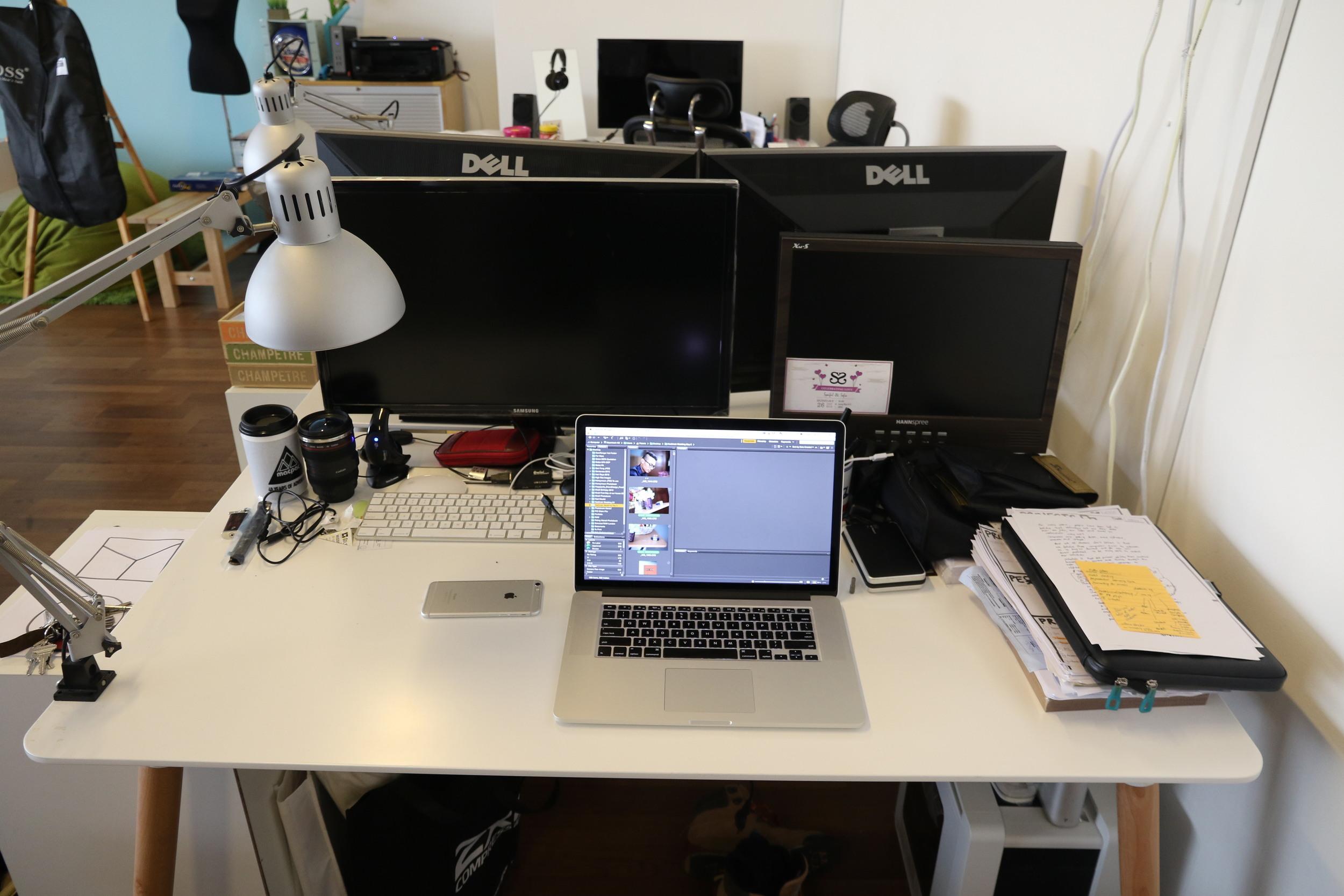 Simple Workstation Setup
