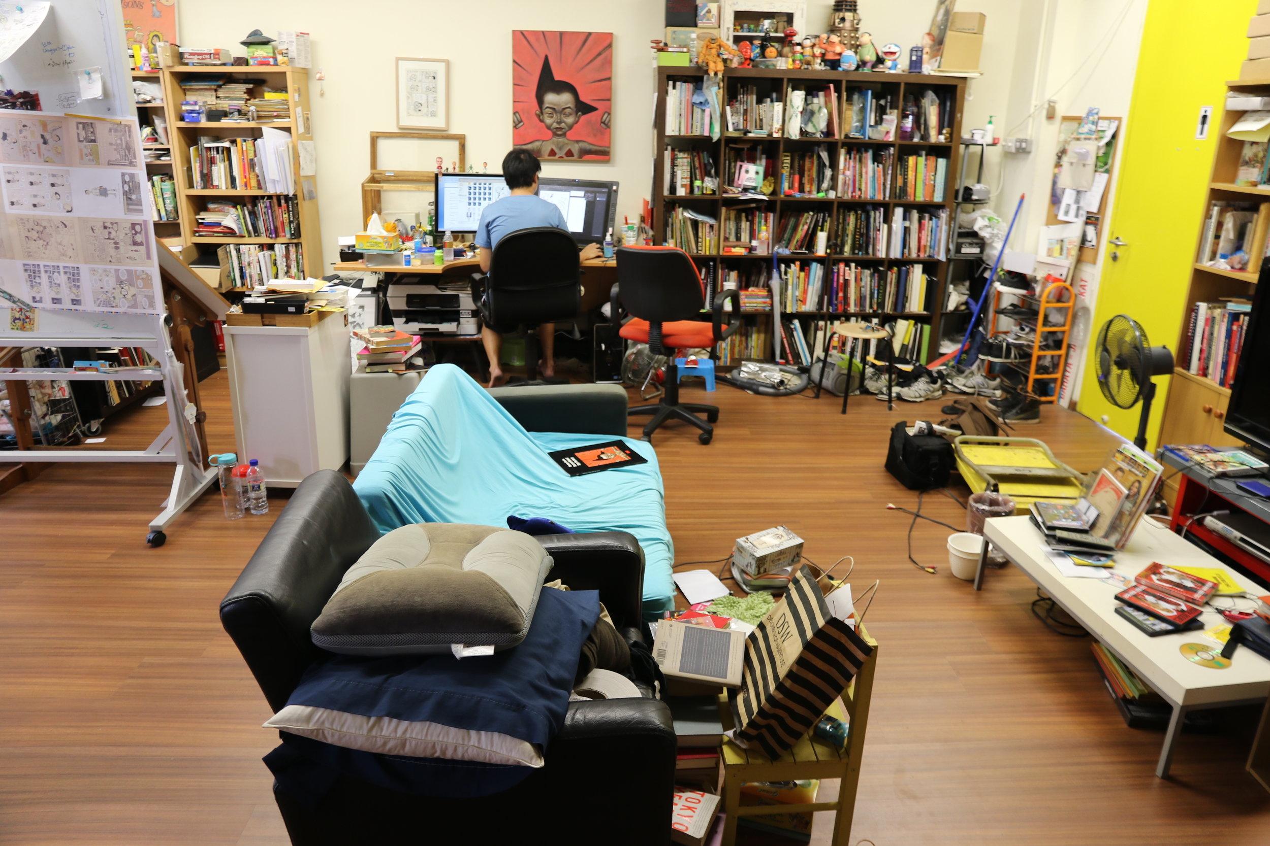 Studio at Goodman Arts Centre at Mountbatten