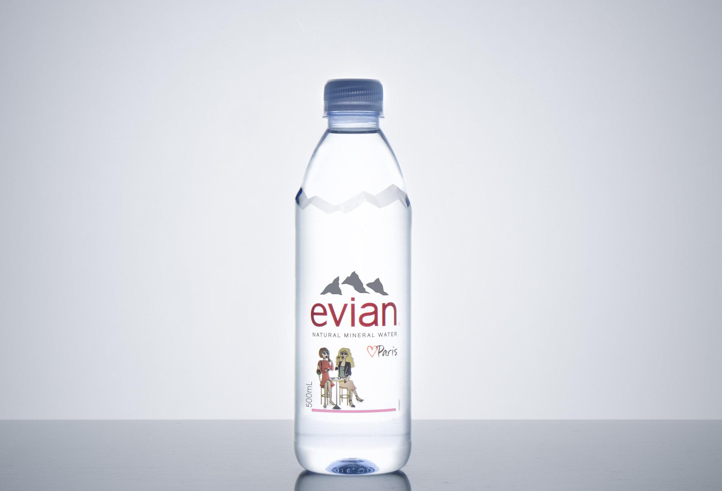 Evian Paris Moments