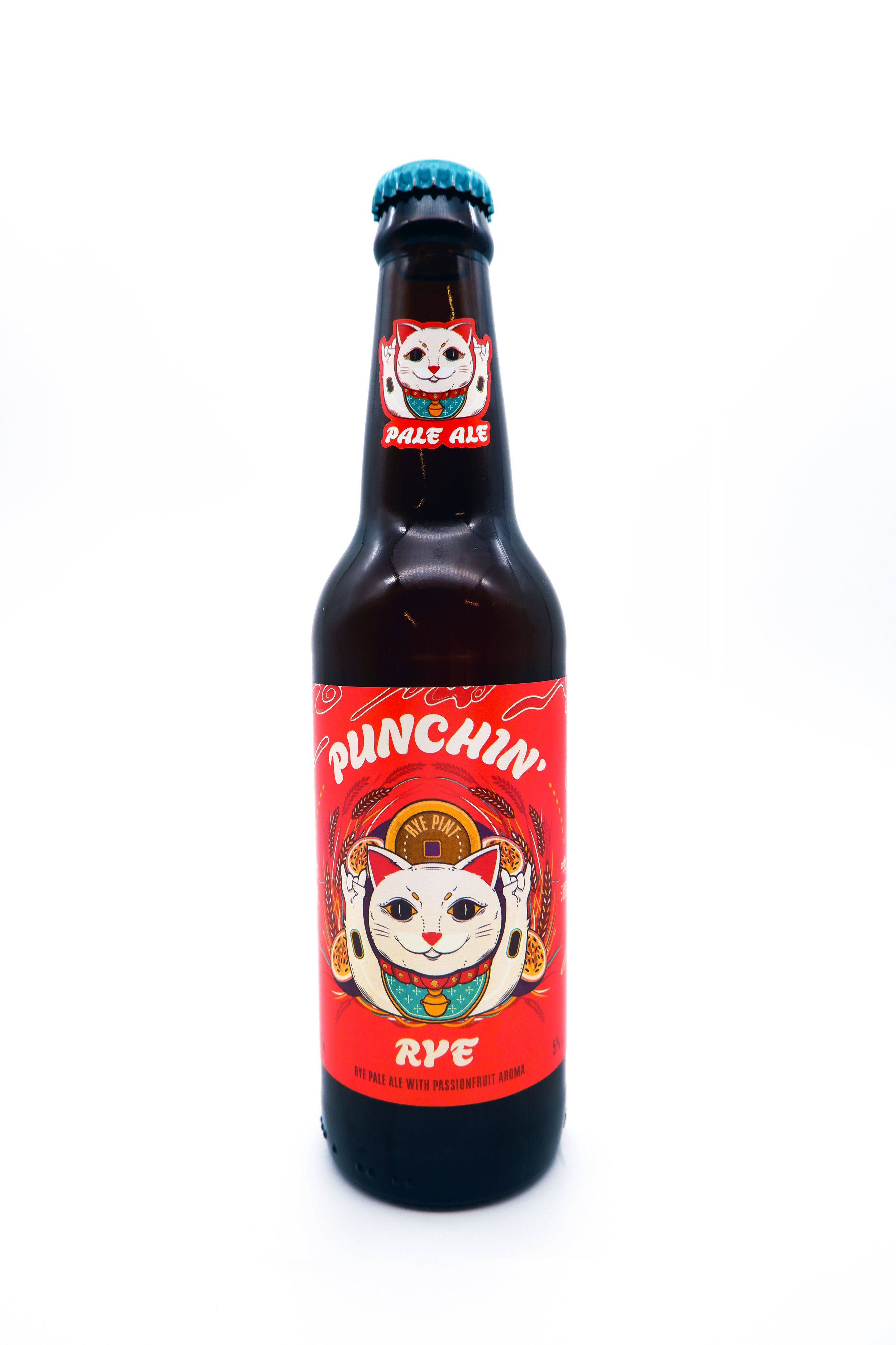 Punchin Rye Pale Ale