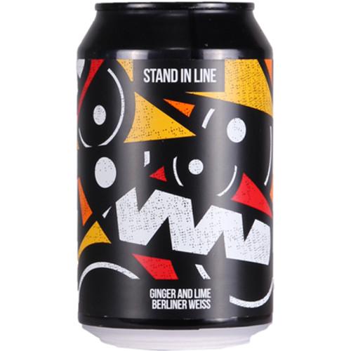 Stand In Line Berliner Weisse