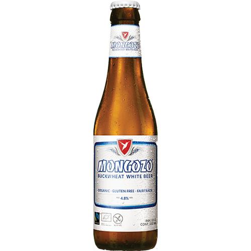 Mongozo Buckwheat Ale (Gluten Free & Organic)