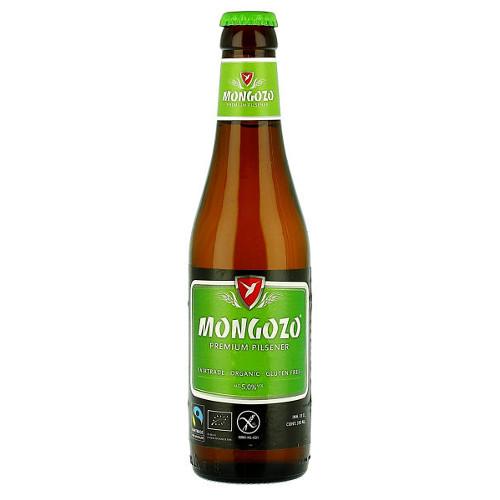 Mongozo Premium Pils (Gluten Free & Organic)