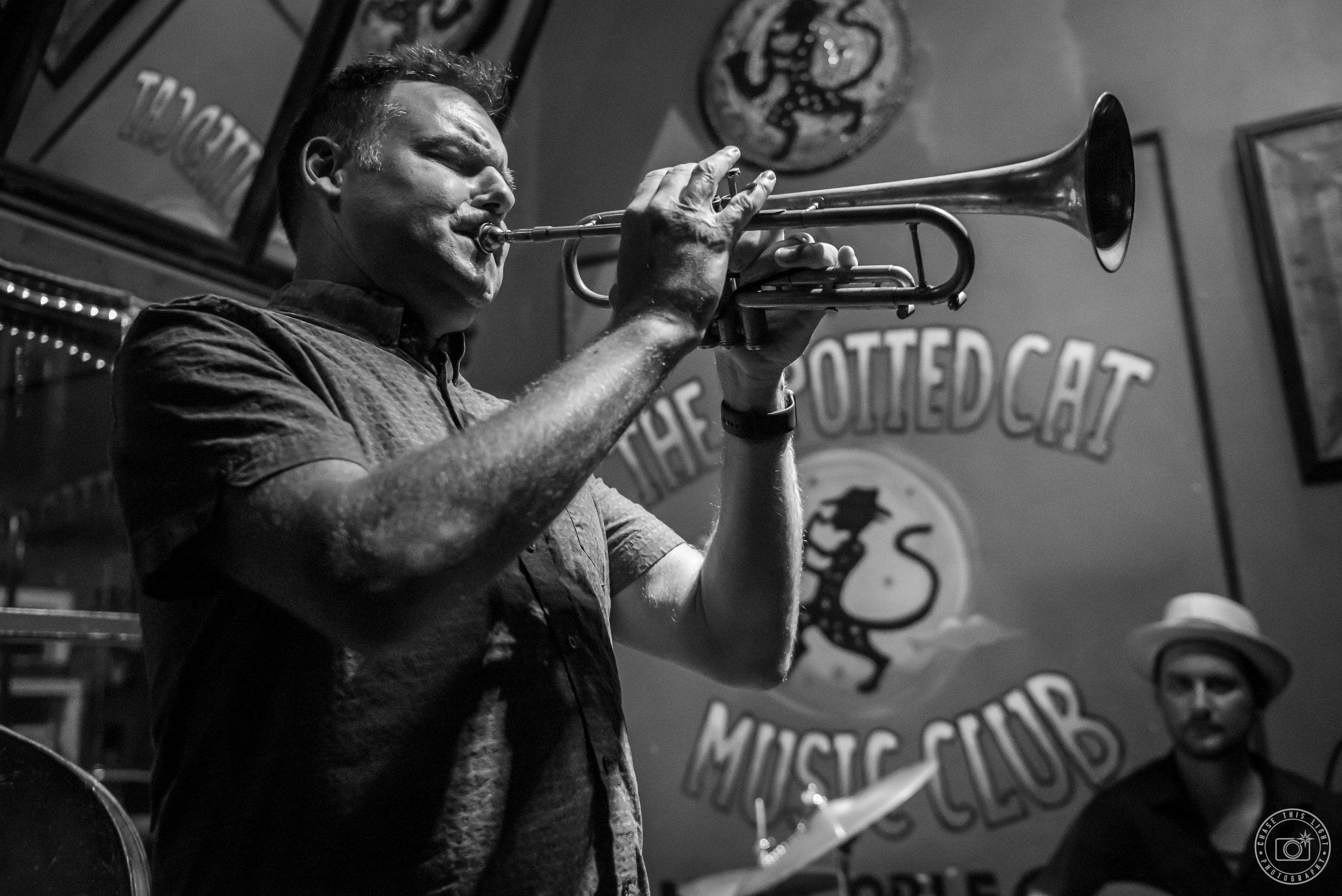 Mike Fulton -Trumpet/Vocals