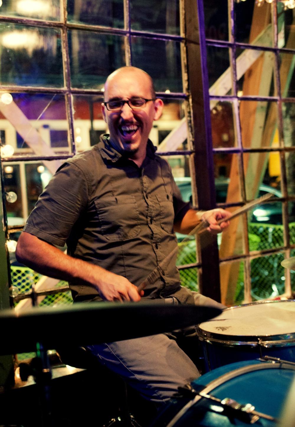 Paul Thibodeaux - Drums