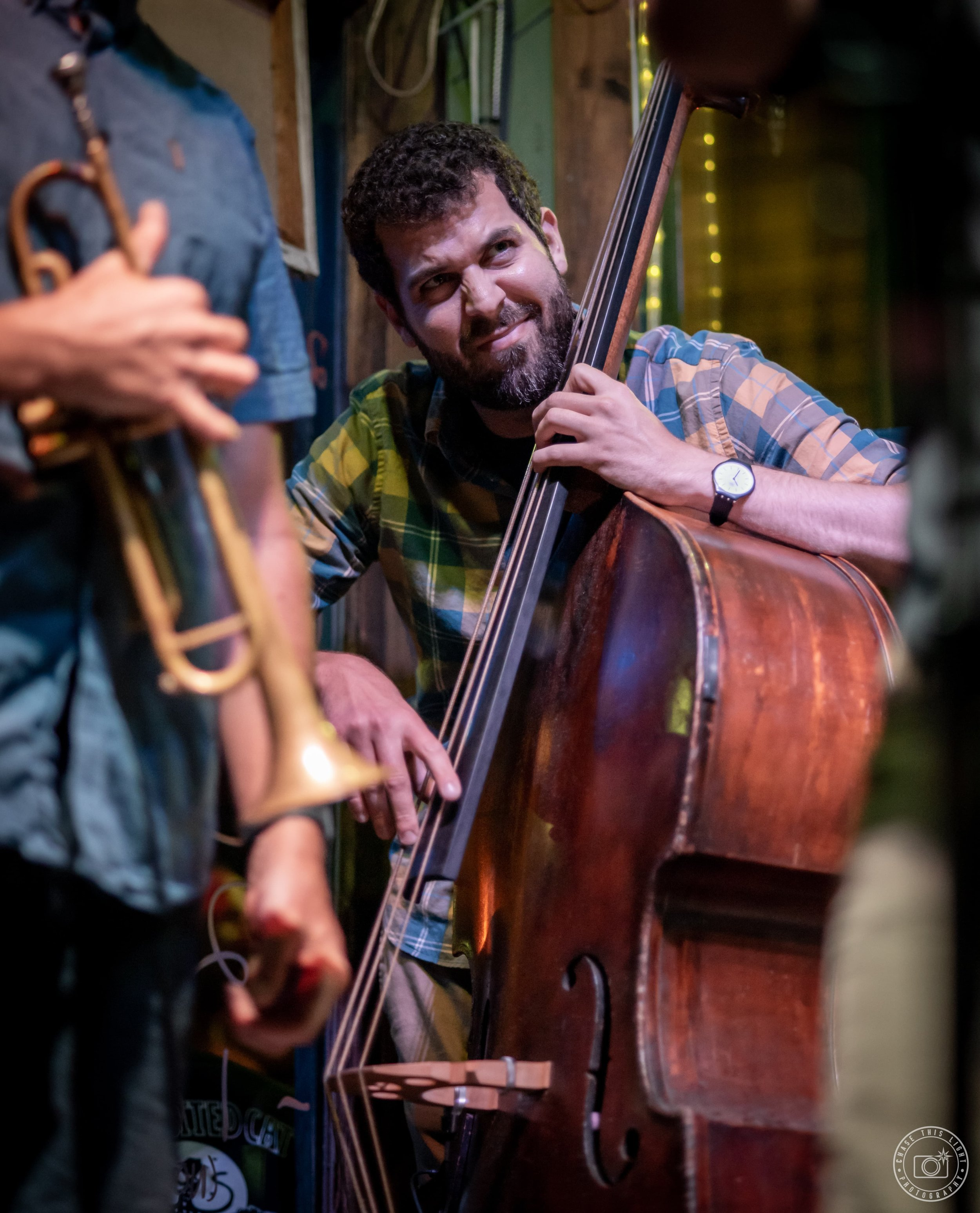 "Moving And Grooving: Joshua Gouzy Is Fostering Friendships In A Dozen Bands - ""A member of 12 New Orleans bands, Joshua Gouzy gigs at least seven days a week…"""