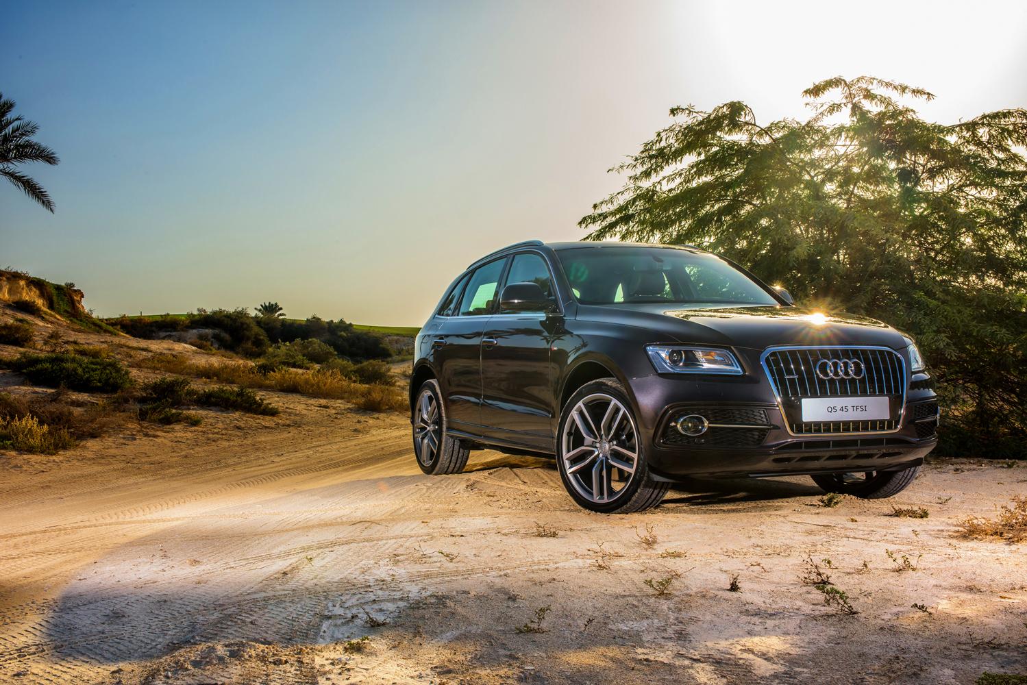 Audi Bahrain Audi Q5 Shoot Royal Golf Club Bahrain - Ali Haji.jpg