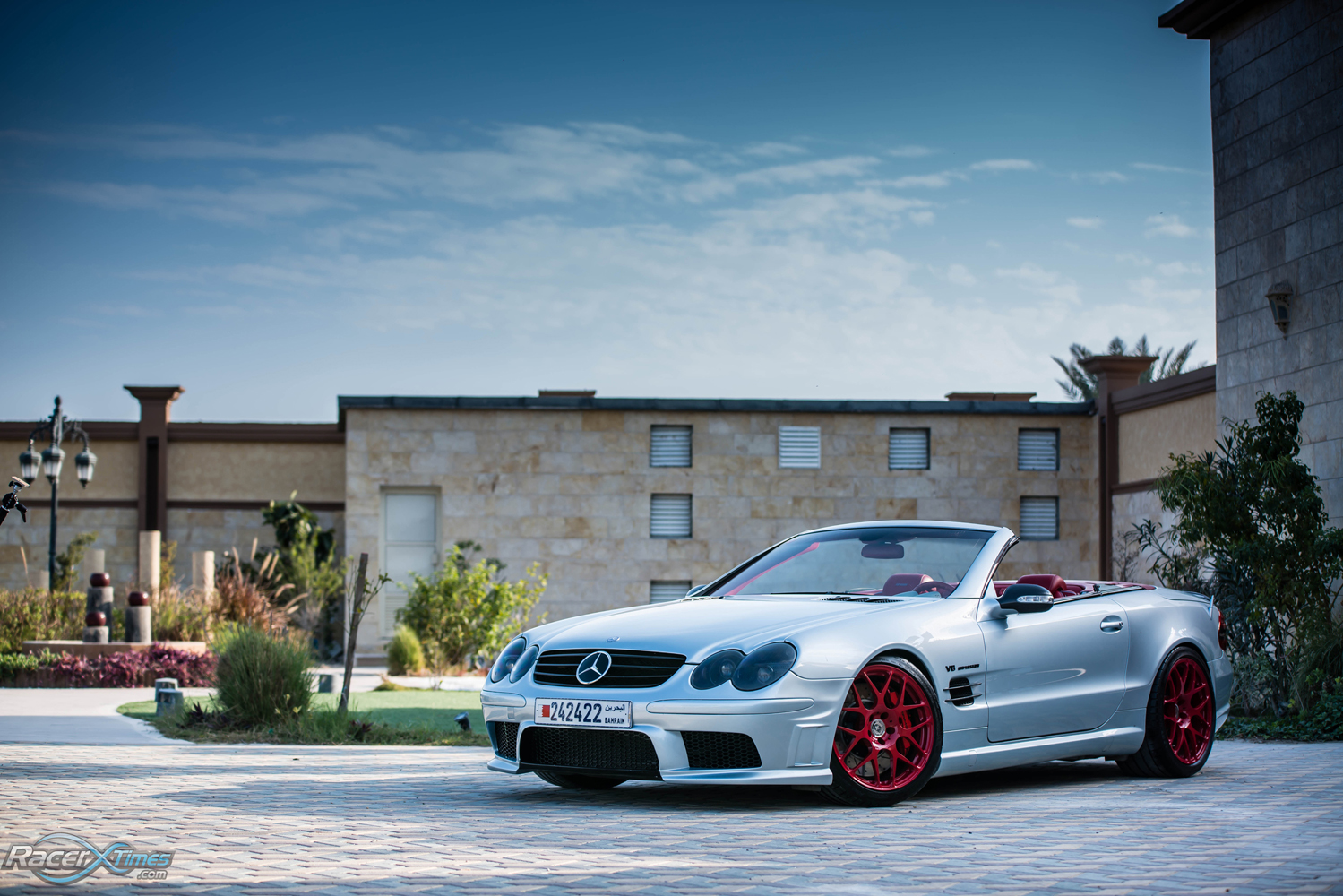 Mercedes SL55 Kleemann Bahrain - Ali Haji.jpg