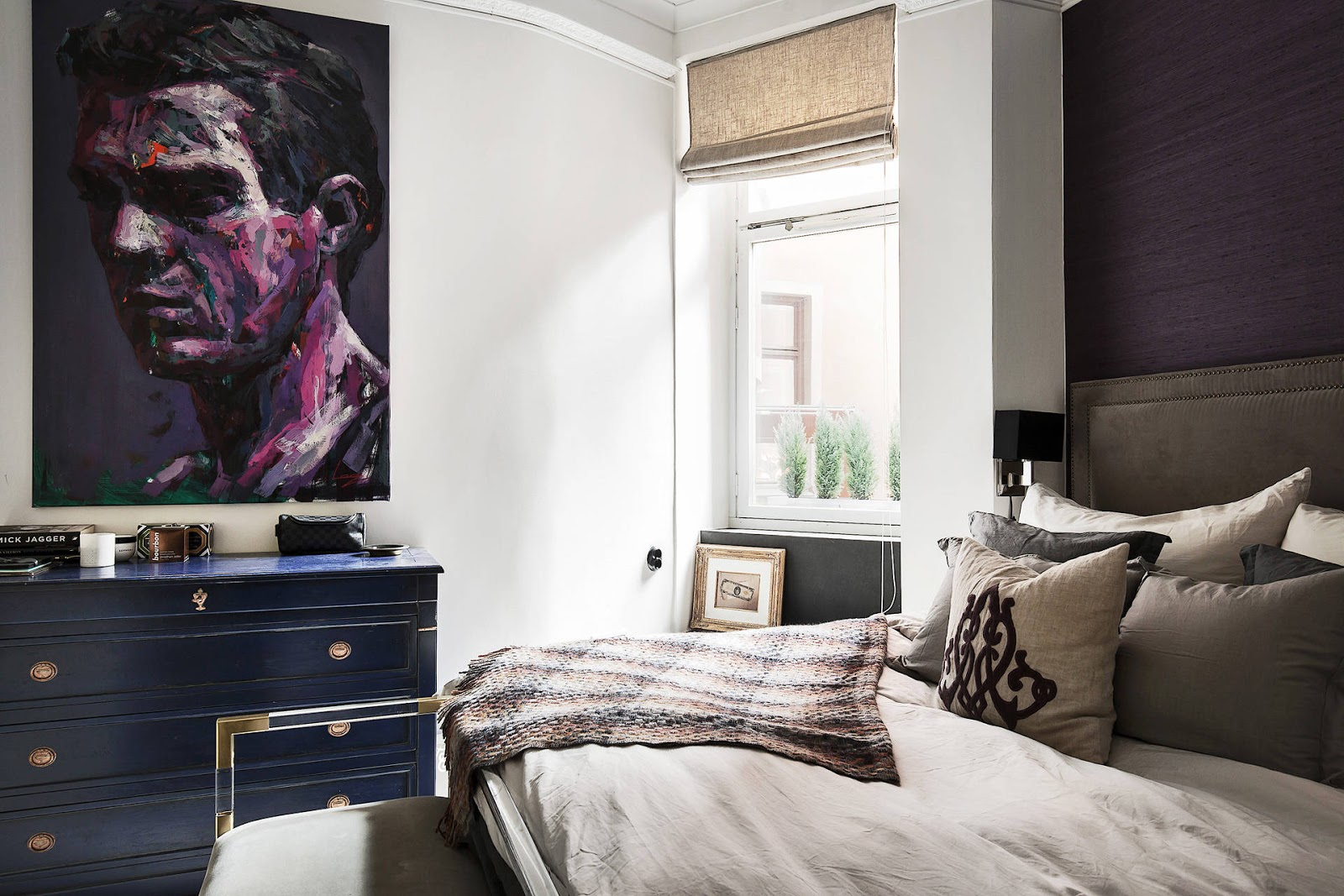 Accente vintage și bucătărie până în tavan într-un apartament de 73 m² 8.jpg